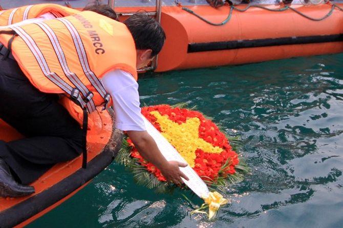 Chiến sĩ cảnh sát biển hi sinh khi đang làm nhiệm vụ