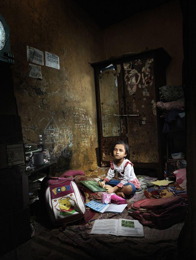 Buốt lòng sự khác biệt giữa trẻ con nhà giàu và nhà nghèo - Ảnh 2