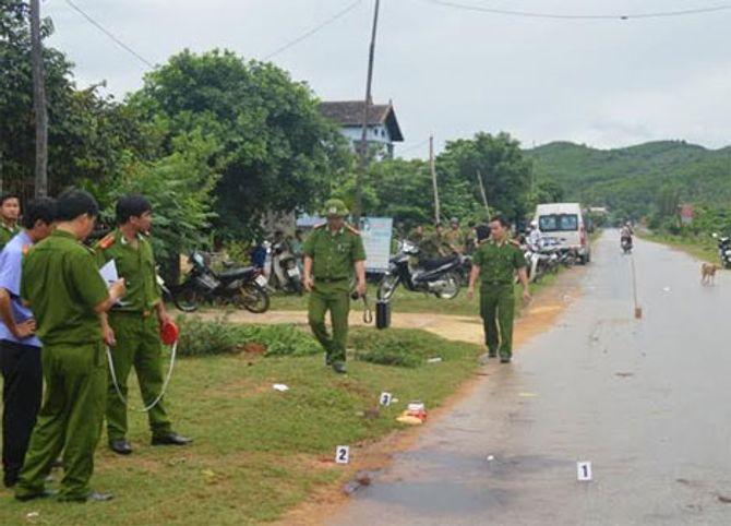 Truy sát sau tiệc cưới, 1 người chết 5 người bị thương  - Ảnh 1