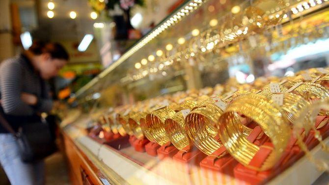 Giá vàng SJC chiều nay giảm thêm 20.000 đồng/lượng, giá USD/VND đứng im