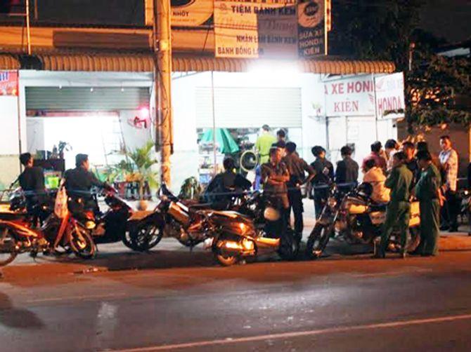 Thai phụ bị sát hại dã man trong đêm - Ảnh 1