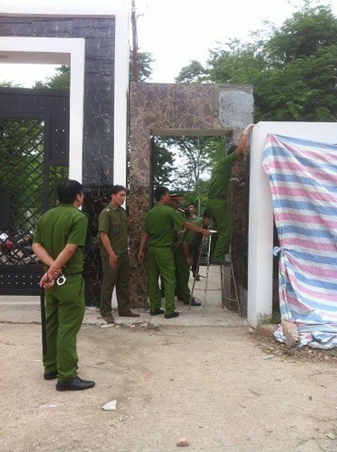 Nguyễn Hải Dương lạnh lùng nhìn người yêu sợ hãi xin tha mạng - Ảnh 2