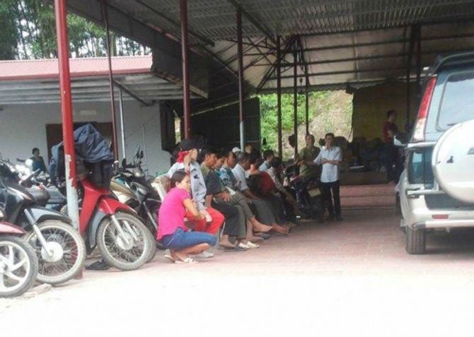 Mục sở thị cơ sở chữa bệnh bằng cách dẫm đạp của Cô Phú Thái Nguyên - Ảnh 5