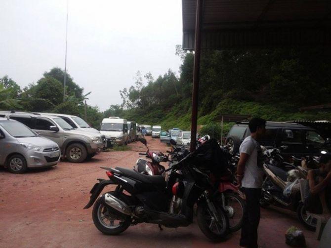 Mục sở thị cơ sở chữa bệnh bằng cách dẫm đạp của Cô Phú Thái Nguyên - Ảnh 6