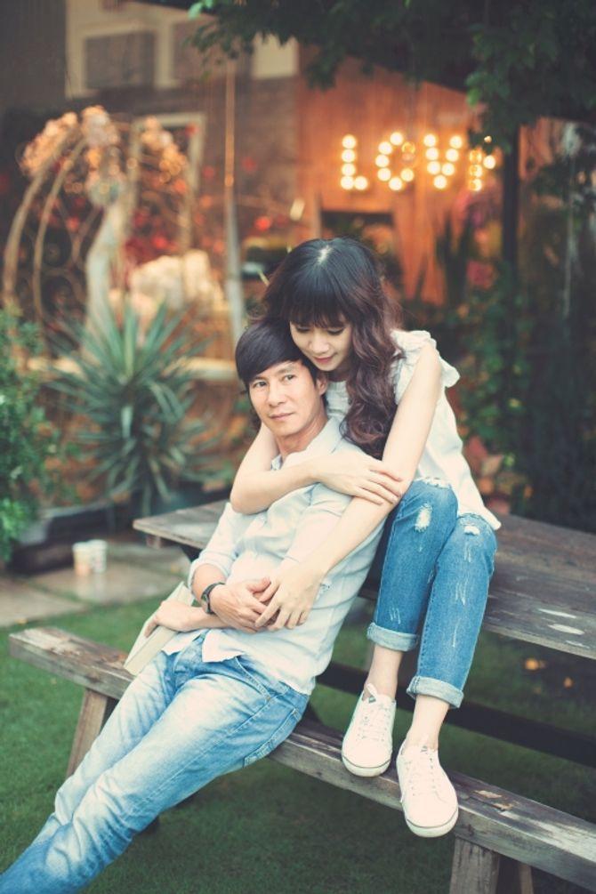 Vợ chồng Lý Hải tình cảm trong bộ ảnh kỷ niệm 5 năm ngày cưới - Ảnh 4