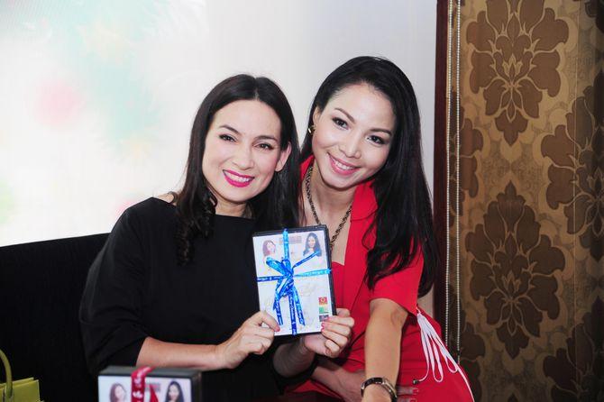 Ca sĩ Khánh Loan ra mắt DVD để tri ân khán giả - Ảnh 2