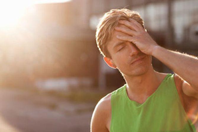 Say nắng mùa hè: Nguyên nhân và triệu chứng - Ảnh 1