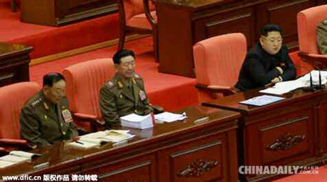 Sự thật Bộ trưởng Bộ Quốc Phòng bị Kim Jong Un xử tử vì ngủ gật? - Ảnh 1