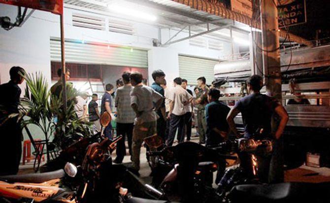Thai phụ tử vong trong quán cà phê: Người đàn ông bí ẩn là ai? - Ảnh 1