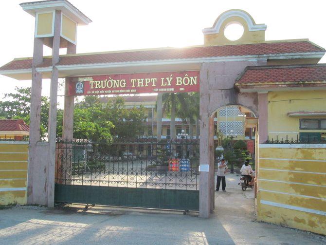Trường THPT Lý Bôn