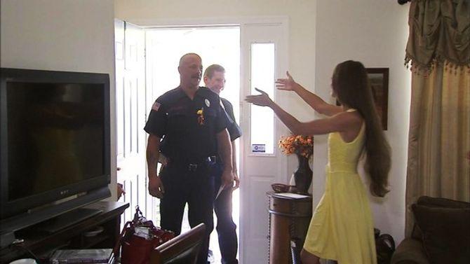 Cô gái tặng bữa sáng cho lính cứu hoả và nhận sự đền đáp bất ngờ - Ảnh 6
