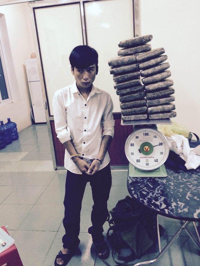 Mang 2 yến tài mà bắt taxi từ Vinh ra Hà Nội bán - Ảnh 1
