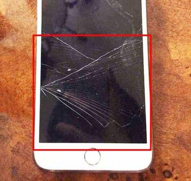 """Sự thật """"kinh hoàng"""" ẩn sau ảnh chụp chiếc điện thoại vỡ của người yêu - Ảnh 4"""