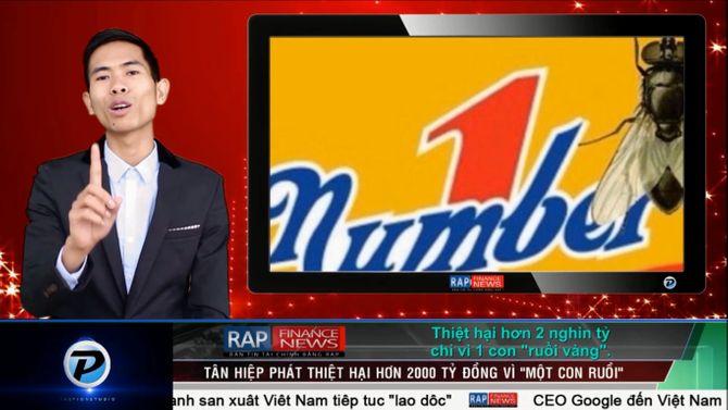 Bản Rap Finance News 12 khiến khán giả thích thú - Ảnh 3