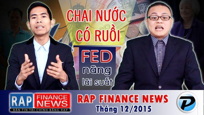 Bản Rap Finance News 12 khiến khán giả thích thú - Ảnh 1