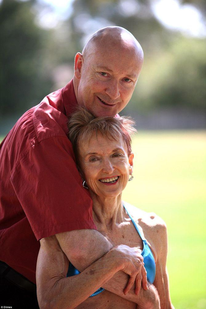 Ngưỡng mộ cụ bà 73 tuổi chăm tập thể hình để chống lão hóa - Ảnh 3