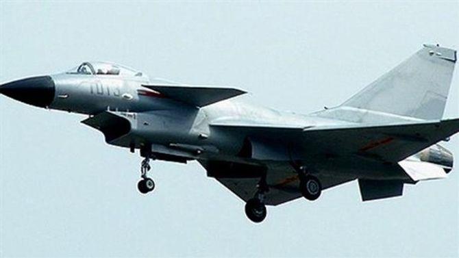 Trung Quốc 'cử' máy bay chiến đấu tuần tra khu vực biên giới với Myanmar - Ảnh 1