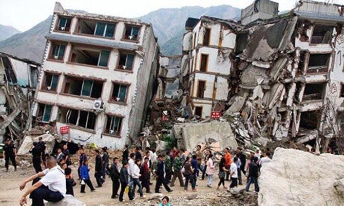 Hiện trường thảm khốc trận động đất kinh hoàng ở Nepal - Ảnh 4