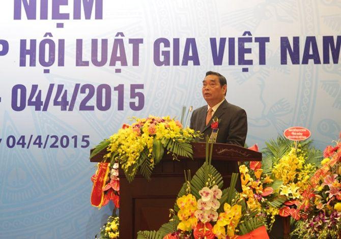 Nhìn lại chặng đường 60 năm xây dựng và phát triển Hội luật gia Việt Nam - Ảnh 2