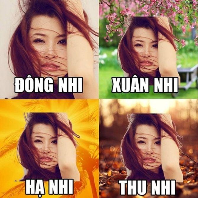 Cười lăn với loạt ảnh chế siêu hài về sao Việt - Ảnh 3