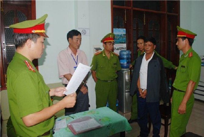 Truy tố nguyên Phó Chánh Thanh tra giao thông nhận hối lộ