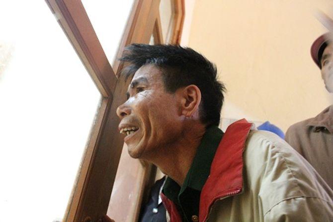Sập giàn giáo ở Formosa: Thắt lòng nhìn thi thể con không còn nguyên vẹn 5