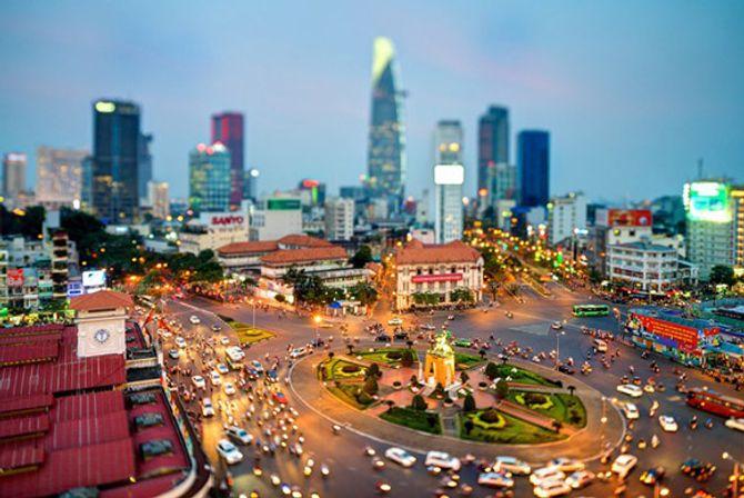 TP.Hồ Chí Minh lọt top 10 TP phát triển du lịch nhanh nhất thế giới - Ảnh 1