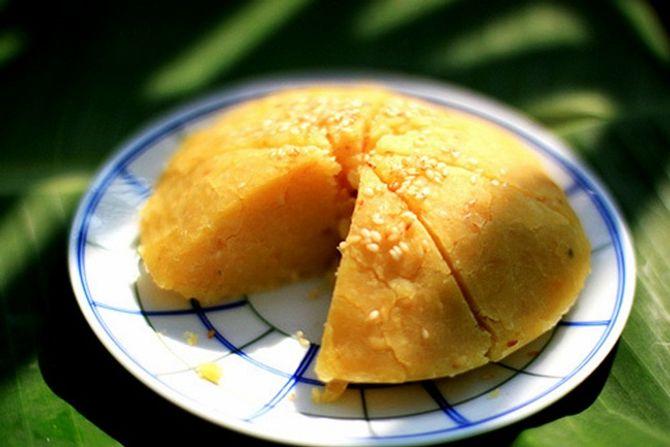 Những món ăn dân dã tuyệt ngon ở làng cổ Đường Lâm - Ảnh 3