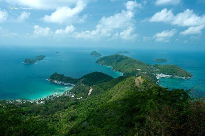 Lịch trình, kinh nghiệm du lịch đảo Nam Du