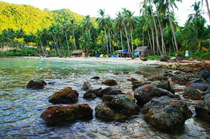Lịch trình, kinh nghiệm du lịch đảo Nam Du - Ảnh 4