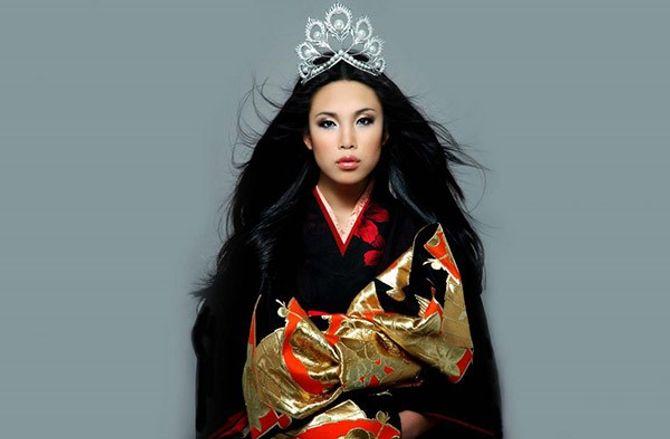 Hoa hậu Hoàn vũ 2007 Ryo Mori đến Việt Nam ngày 3/5 - Ảnh 1