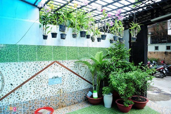 Cận cảnh ngôi nhà giá gần 3 tỷ đồng của Hồ Quang Hiếu - Ảnh 2