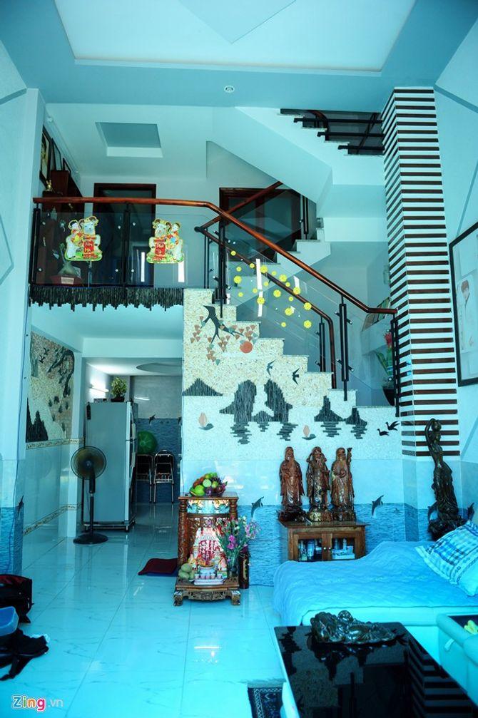 Cận cảnh ngôi nhà giá gần 3 tỷ đồng của Hồ Quang Hiếu - Ảnh 3