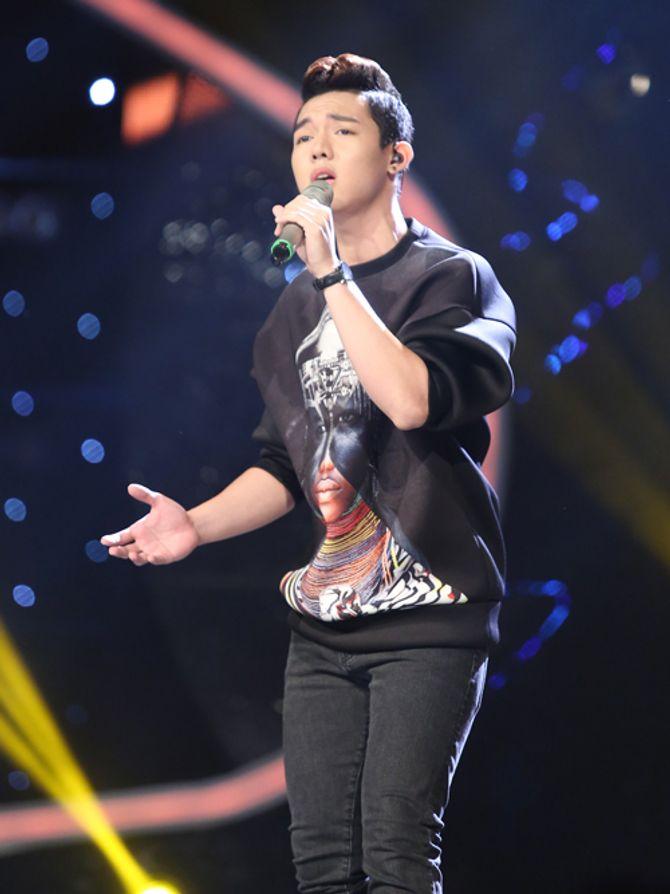 """Diva Hồng Nhung trẻ, s.e.xy """"lấn át"""" thí sinh Vietnam Idol 2015 - Ảnh 5"""