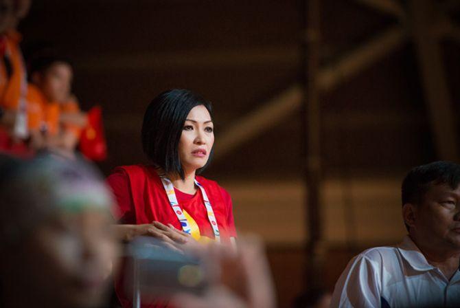 Phương Thanh khóc khi VĐV Ánh Viên giành 2 huy chương vàng - Ảnh 4