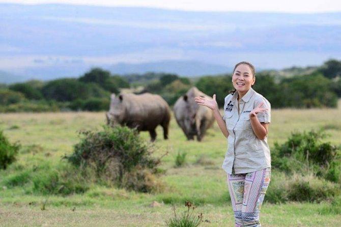 """Thu Minh: """"Đại sứ bảo vệ động vật hoang dã không phải thánh nhân ăn chay"""" - Ảnh 1"""