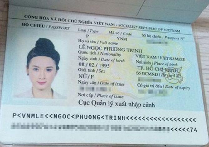 Tiết lộ loạt chứng minh thư và giấy tờ tùy thân của sao Việt - Ảnh 1
