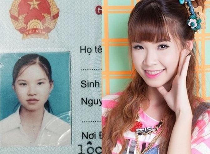Tiết lộ loạt chứng minh thư và giấy tờ tùy thân của sao Việt - Ảnh 10