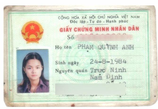Tiết lộ loạt chứng minh thư và giấy tờ tùy thân của sao Việt - Ảnh 18