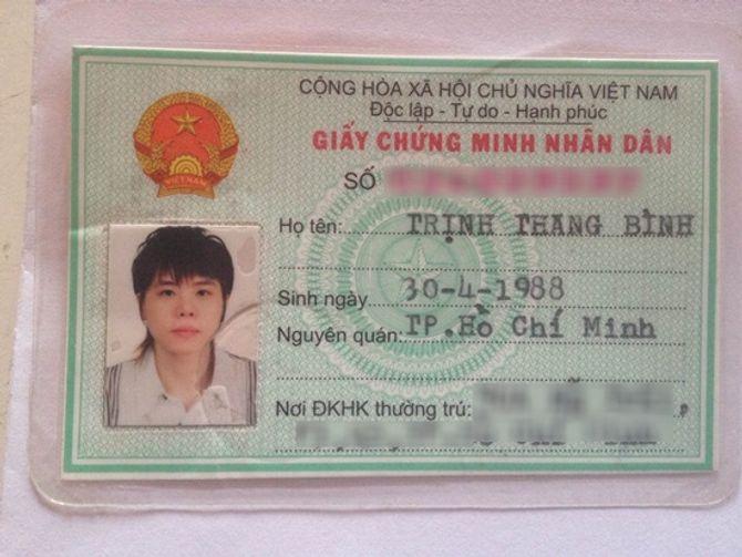 Tiết lộ loạt chứng minh thư và giấy tờ tùy thân của sao Việt - Ảnh 19