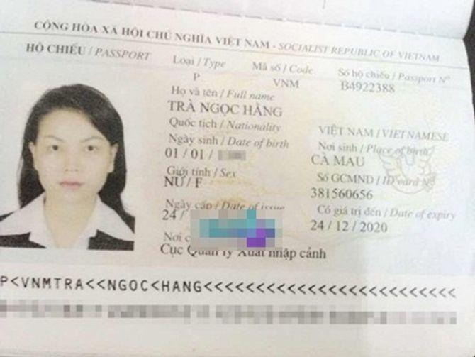 Tiết lộ loạt chứng minh thư và giấy tờ tùy thân của sao Việt - Ảnh 23