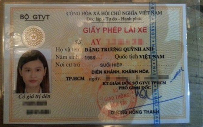 Tiết lộ loạt chứng minh thư và giấy tờ tùy thân của sao Việt - Ảnh 24