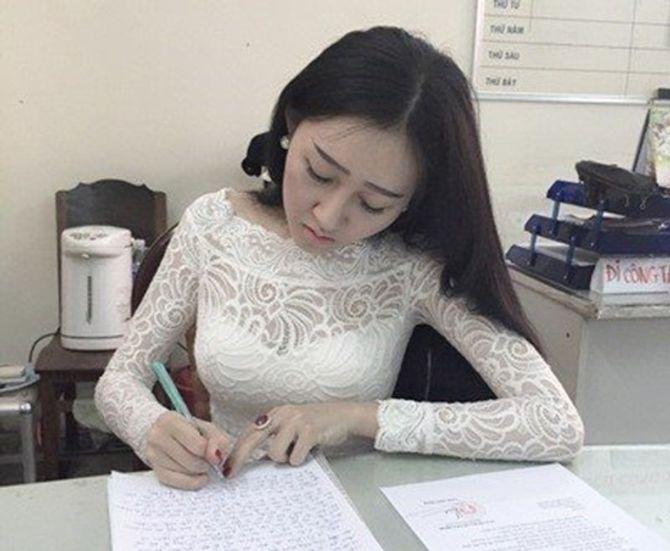 """Những mỹ nhân Việt dính scandal thi sắc đẹp """"chui"""" - Ảnh 13"""