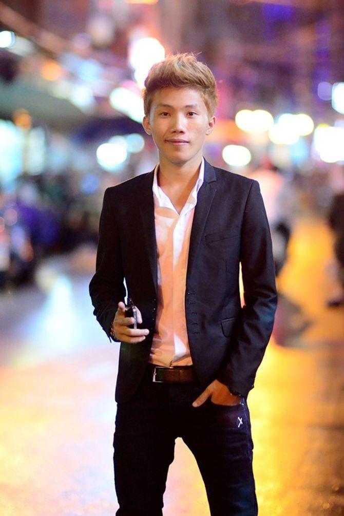 Bóc mẽ chiều cao thực sự của các sao nam Việt - Ảnh 5