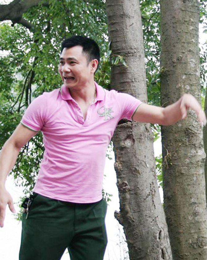 Bóc mẽ chiều cao thực sự của các sao nam Việt - Ảnh 7