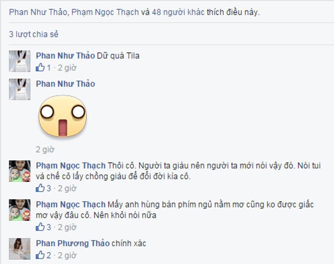 Em gái Phan Như Thảo tức giận với tin chị lấy chồng già vì tiền - Ảnh 3