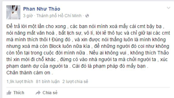 Em gái Phan Như Thảo tức giận với tin chị lấy chồng già vì tiền - Ảnh 5