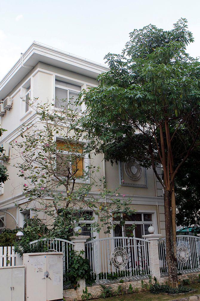 Biệt thự triệu đô, lộng lẫy giữa Sài Gòn của diễn viên Mai Thu Huyền - Ảnh 2