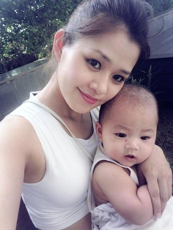 """Chân dung """"bà mẹ 2 con"""" khiến Chi Pu luôn bị bố mẹ la mắng - Ảnh 12"""