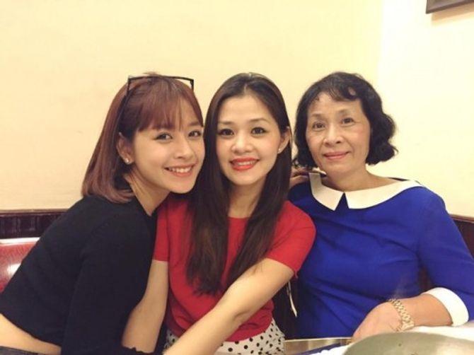 """Chân dung """"bà mẹ 2 con"""" khiến Chi Pu luôn bị bố mẹ la mắng - Ảnh 10"""